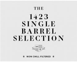 Die Single Barrel Selection, kurz...