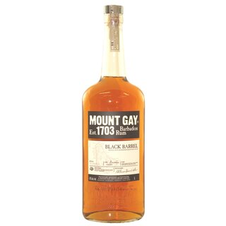 Mount Gay 1703 Black Barrel 1l