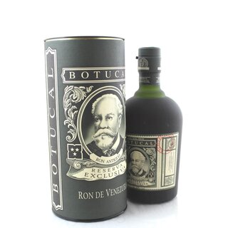 Botucal  Rum Reserva Exclusiva Geschenkbox