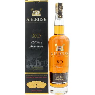 A.H. RIISE X.O. Reserve 175 years anniversary