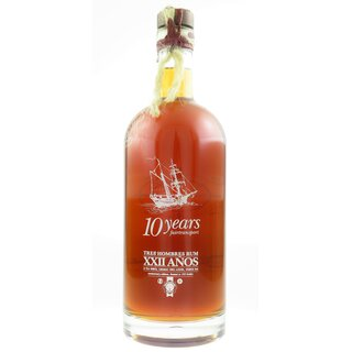 Tres Hombres 10 Years Anniversary Edition Rum 22 Jahre