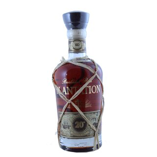 Plantation Rum Barbados Extra Old 20th Anniversary - Tasting-Flasche 4cl
