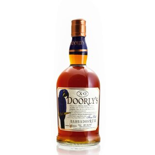 Doorly´s Rum XO - Tasting-Flasche 4cl