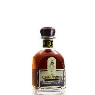 Admiral Rodney Rum Extra Old - Tasting-Flasche 4cl