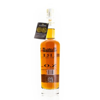 A.H. Riise Rum XO Single Barrel - Tasting-Flasche 4cl