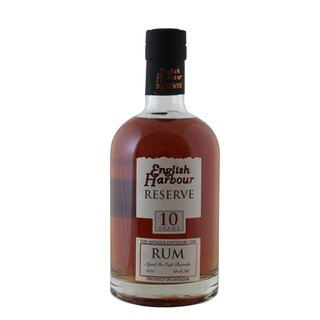 English Harbour Rum Reserve 10 Years - Tasting-Flasche 4cl