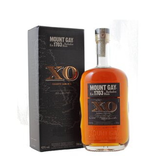 Mount Gay Rum Extra Old - Tasting-Flasche 4cl