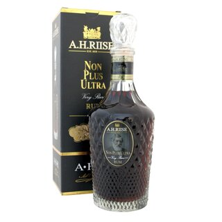 A.H. Riise Non Plus Ultra Rum - Tasting-Flasche 4cl
