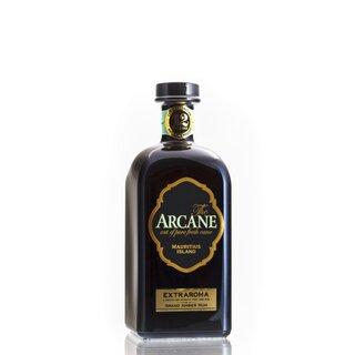 Arcane Extraromas 12YO Grand Amber Rum - Tasting-Flasche 4cl
