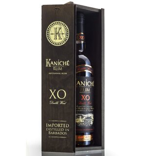 Kaniché XO Double Wood - Tasting-Flasche 4cl