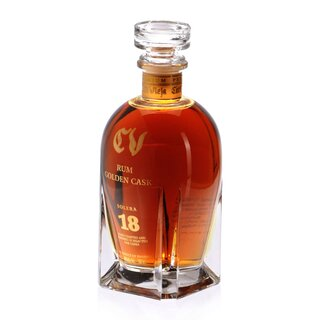 Carta Vieja Golden Cask 18 Years - Tasting-Flasche 4cl