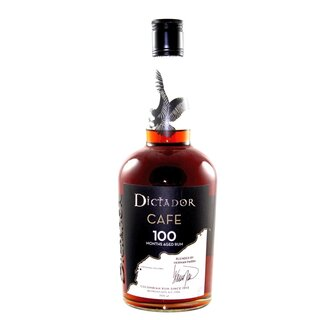 Dictador Rum Cafe 100 - Tasting-Flasche 4cl