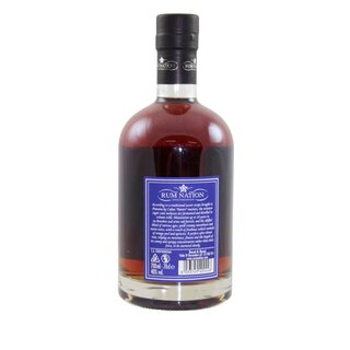 Rum Nation Panama Sistema Solera 18 - Tasting-Flasche 4cl
