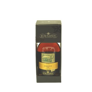 Rum Nation Jamaica 5 Jahre Oloroso Sherry Finish - Tasting-Flasche 4cl