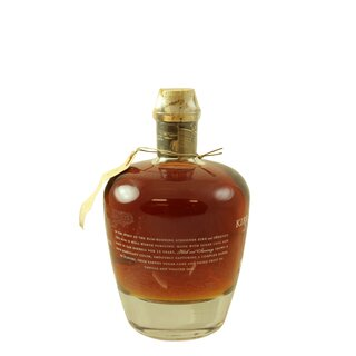 Kirk and Sweeney 12 Years Dominican Rum - Tasting-Flasche 4cl