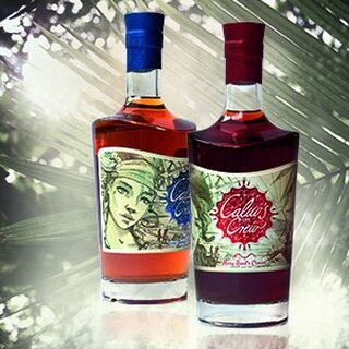 Calico´s Crew - Mary Read´s Choice - Tasting-Flasche 4cl