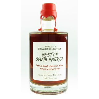 Rumclub Best of South America - Tasting-Flasche 4cl