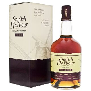 English Harbour Port Cask Finish