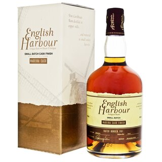 English Harbour Madeira Cask Finish - Tasting-Flasche 4cl
