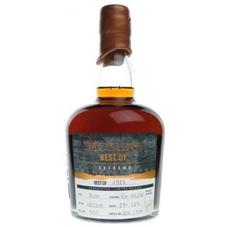 Dictador Best of 1987 Vintage Single Cask Rum