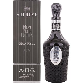 A.H. Riise Non Plus Ultra Rum Black Edition