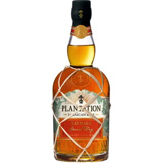 Plantation Rum Xaymaca Special Dry - Tasting-Flasche 4cl