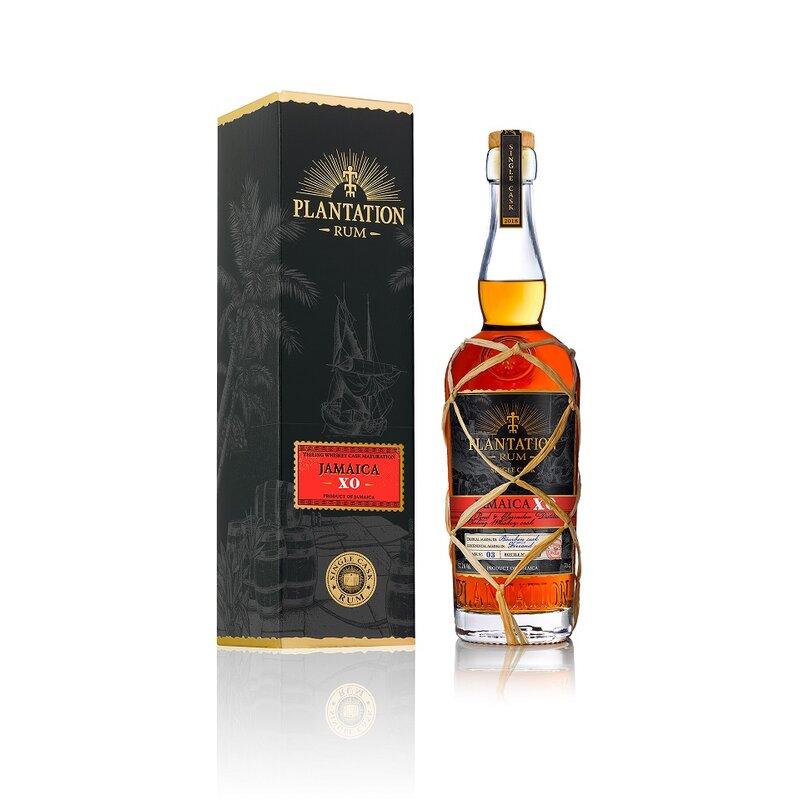 Plantation Rum Jamaica XO Single Cask Teeling Whiskey Cask ...