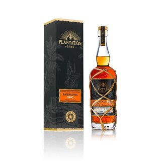 Plantation Rum Barbados 2007 Single Cask Borderies Cognac XO Cask Finish