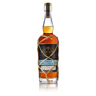 Plantation Rum Guatemala XO Single Cask Pineau des Charentes Cask Finish