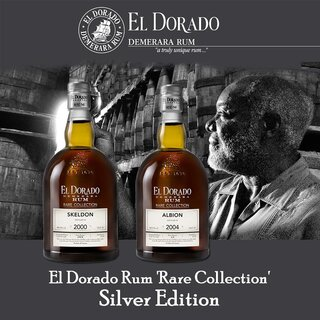 El Dorado Skeldon 2000/2018 Rare Collection Rum