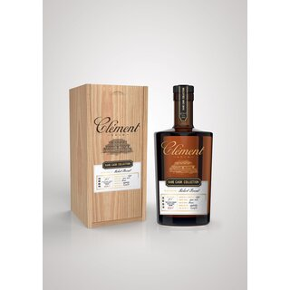 Clément Rhum Rare Cask Collection 15 yo