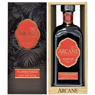 Arcane Flamboyance Single Cask Rum - Tasting-Flasche 4cl