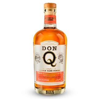 Don Q Rum Sherry Cask Finish