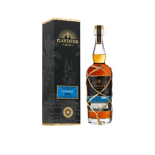 Plantation Rum Guyana 2008 Single Cask Zebra Cask