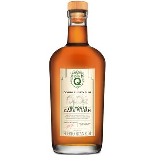 Don Q Double Aged Rum Vermouth Cask Finish - Tasting-Flasche 4cl