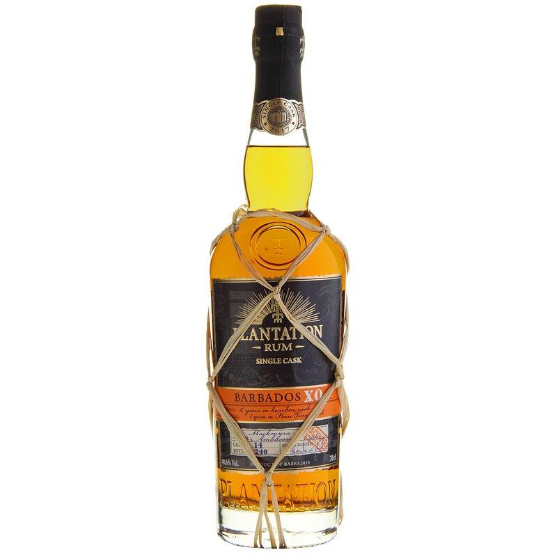 Plantation Rum Barbados XO Single Cask Mackmyra Rök Cask ...