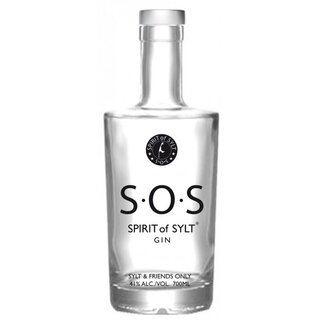 Spirit of Sylt Gin 0,7 l