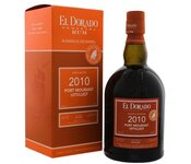 El Dorado Rum Blended in the Barrel 2010 Port Mourant...