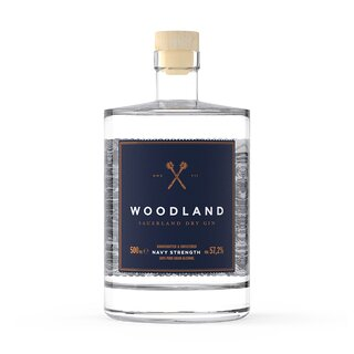 Woodland Dry Gin Navy Strength
