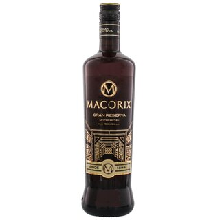 Macorix Rum Gran Reserva Limited Edition