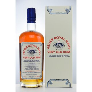 Habitation Velier Royal Navy Very Old Rum
