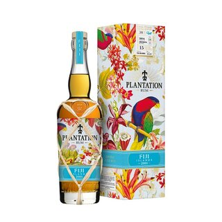 Plantation Rum Fiji 2005 One Time Limited Edition