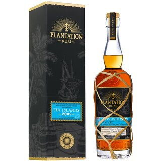 Plantation Rum Fiji Islands 2009 Single Cask Kilchoman Whisky Cask Finish