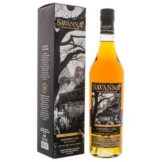 Savanna Rhum Vieux Traditionnel Unshared Cask No. 525 I 13 YO