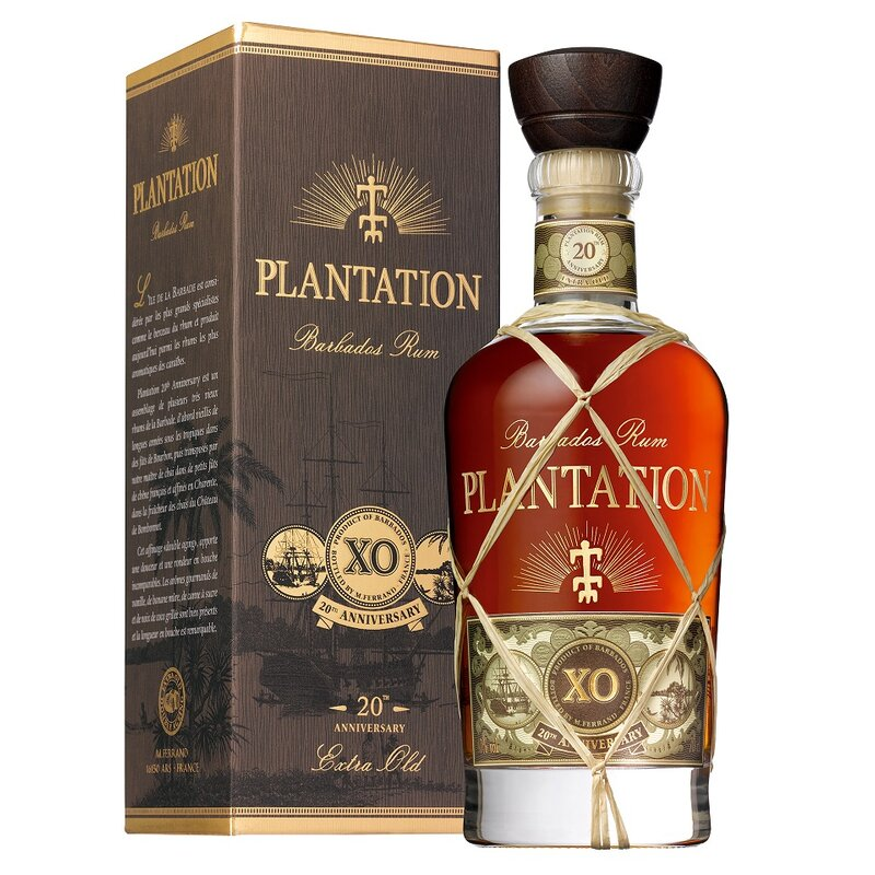 Plantation Rum Barbados Extra Old 20Th Anniversary | Rum ...