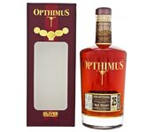 Opthimus Rum 25 Años Malt Whisky Finish