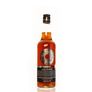 Holey Dollar Rum Platinum Coin Cask Strength