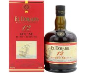 El Dorado Rum 12 Years old