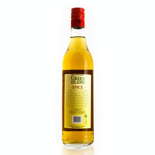 Green Island Rum Spiced Gold