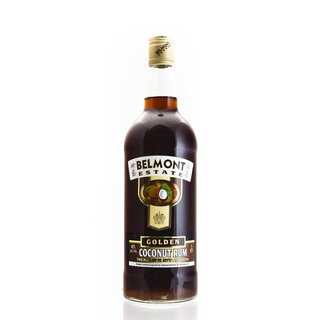 Belmont Coconut Rum Estate Gold 1,0l